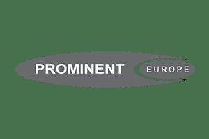 Prominent Europe标志