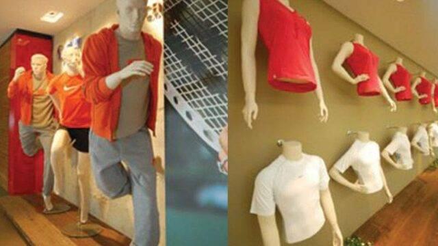 Yesim的成衣生产线